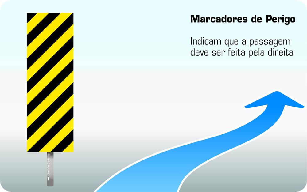 Marcadores de perigo 1