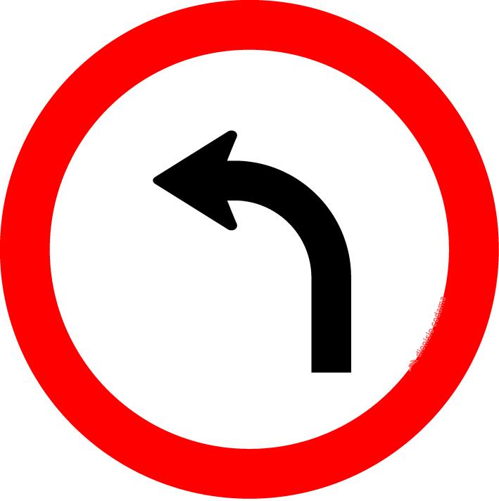 Vire a esquerda