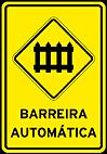 Informacoes complementares de reforço ou complemento de sinal de advertencia 1