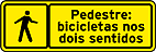 Advertencia para pedestres button 2
