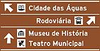 Placa de Identificaçao de atrativo turistico 1