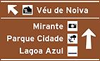 Placa de Identificaçao de atrativo turistico 2