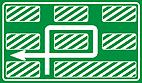 Placa de Orientacao de Destino - Placa diagramada 06