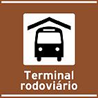 Serviços de transporte - STR-01 - Terminal rodoviario