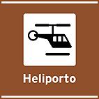 Serviços de transporte - STR-04 - Heliporto