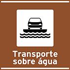 Serviços de transporte - STR-06 - Transporte sobre agua