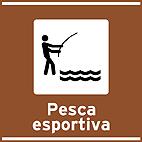 Area para pratica de esportes - TAD-10 - Pesca esportiva