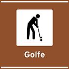 Area para pratica de esportes - TAD-12 - Golfe