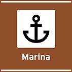 Area para pratica de esportes - TAD-14 - Marina