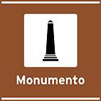 Atrativos historicos e culturais - THC-04 - Monumento