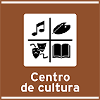 Atrativos historicos e culturais - THC-10 - Centro de cultura