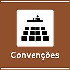 Locais para atividades de interesse turistico - TIT-03 - Convençoes