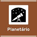Locais para atividades de interesse turistico - TIT-06 - Planetario