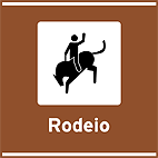 Locais para atividades de interesse turistico - TIT-09 - Rodeio