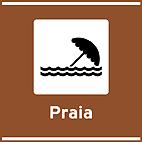Atrativos turisticos naturais - TNA-02 - Praia