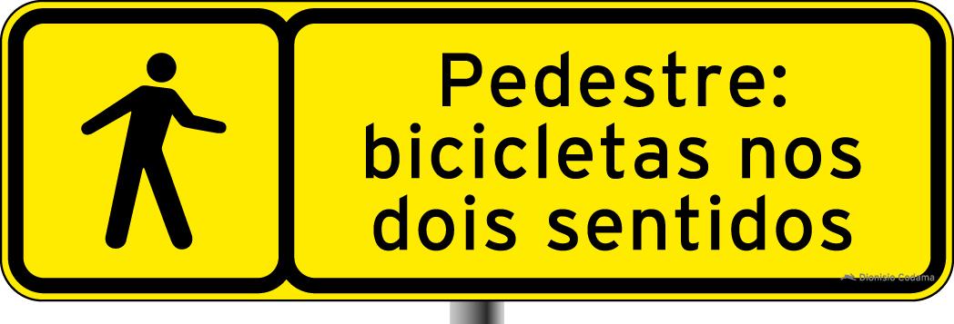 Sinalizacao especial para pedestres 2
