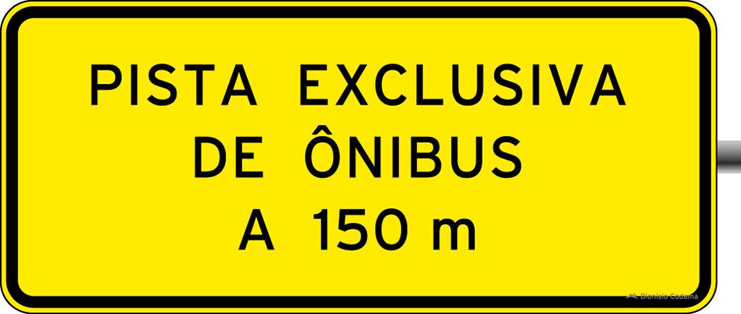 Faixas ou pistas exclusivas de onibus 2