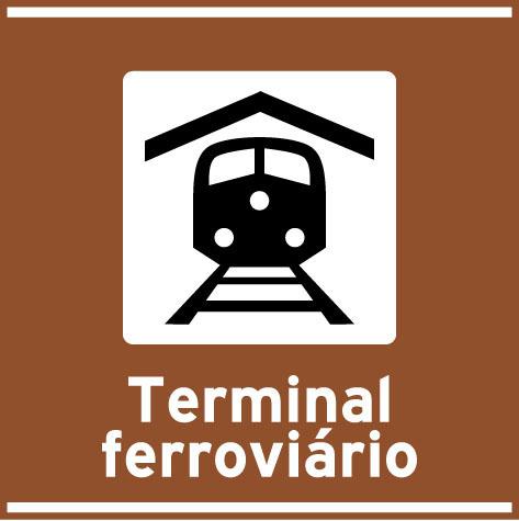 Terminal ferroviario e metroviario