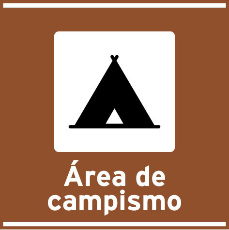 Area de campismo