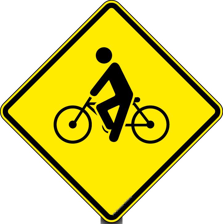Transito de ciclistas