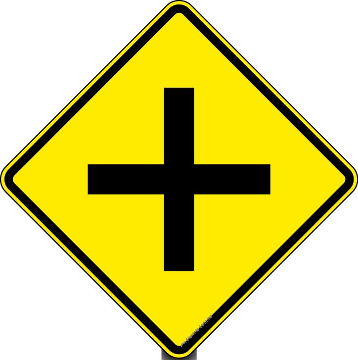 Cruzamento de vias