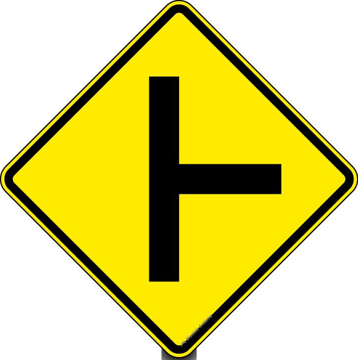 Via lateral a direita