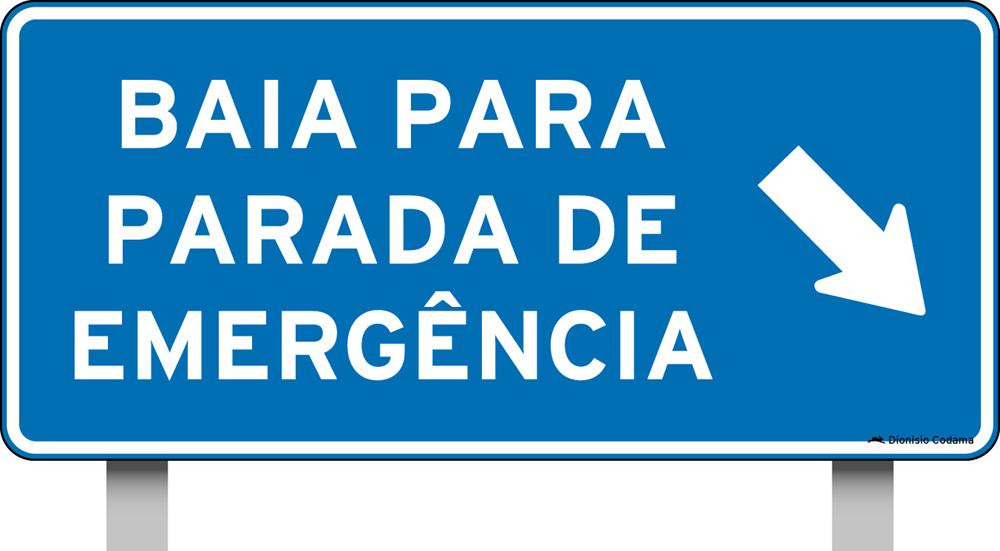 Outros tipos de placas de transito 2