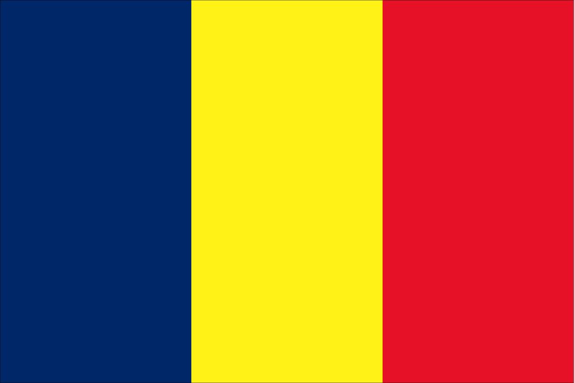 Bandeira Chade