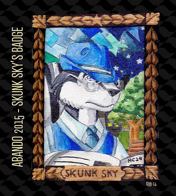 SkunkSky's badge